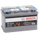 BOSCH S5 AGM 80AH 800A R+Акумулатор