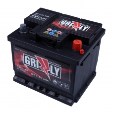 Grizzly 41Ah 360A R+