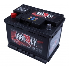 Grizzly 56Ah 480A R+ L+