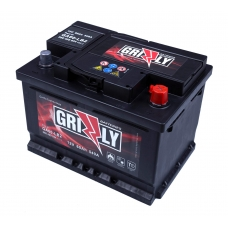 Grizzly 60Ah 540A R+