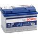 BOSCH SILVER S4 EFB 65AH 650A R + Акумулатор