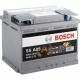 BOSCH S5 AGM 60AH 680A R+Акумулатор
